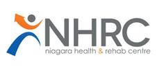 Niagara Health and rehab centre logo