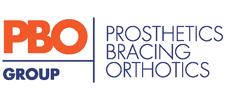 prosthetics bracing orthotics group logo