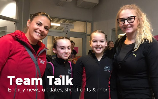 Team Talk Vol. 1: High Fives from the Board of Directors & Energy Staff
